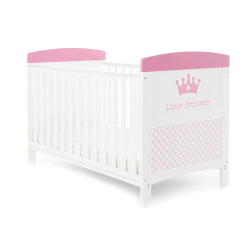 Obaby Grace Inspire 3 Piece Room Set - Little Princess (cot)