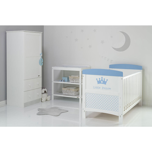 Obaby Grace Inspire 3 Piece Room Set - Little Prince