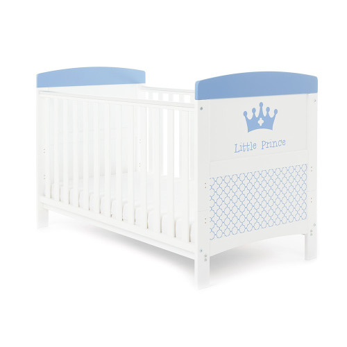 Obaby Grace Inspire 3 Piece Room Set - Little Prince (cot)