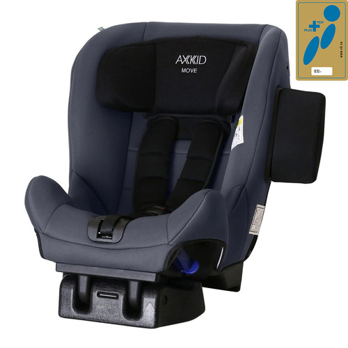 Axkid Move Car Seat - Grey
