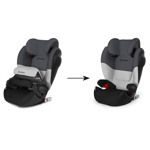 Cybex Pallas M-Fix SL - Gray Rabbit
