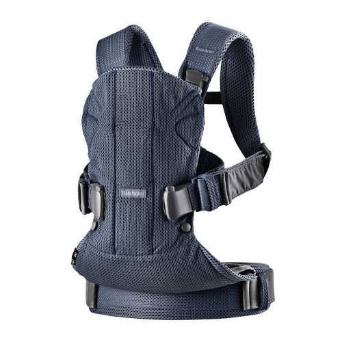 Babybjorn Baby Carrier One Air Mesh - Navy Blue