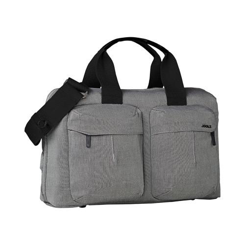 Joolz Studio Nursery Bag - Graphite Grey