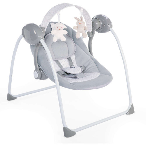 Chicco Polly Swing - Cool Grey