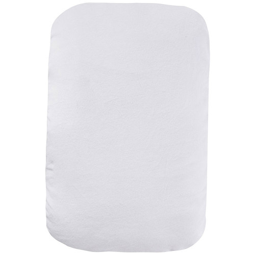 Chicco Terry Cloth Protective Mattress Cover - White