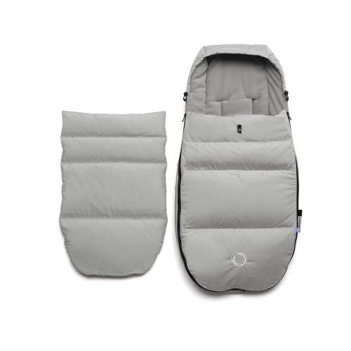 Bugaboo High Performance Footmuff+ - Arctic Grey