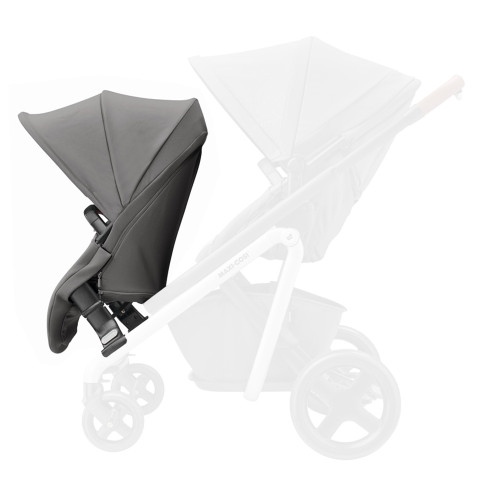 Maxi Cosi Lila Duo Seat Unit - Nomad Grey