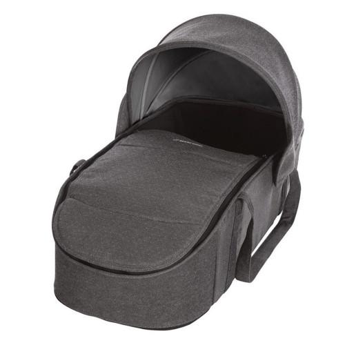 Maxi Cosi Laika Soft Carrycot - Sparkling Grey