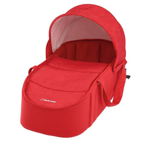 Maxi Cosi Laika Soft Carrycot - Nomad Red
