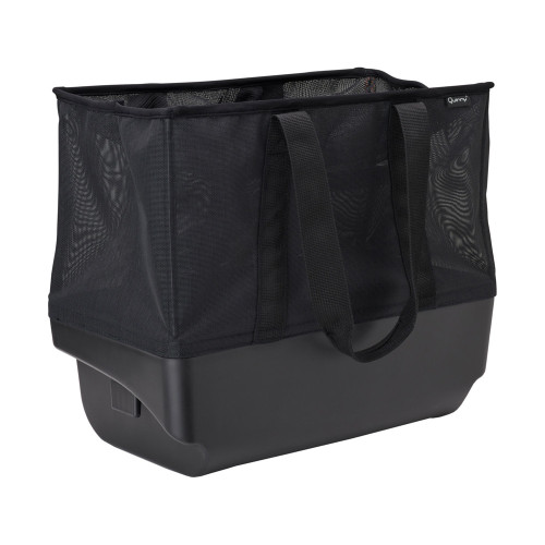 Quinny Hubb XXL Shopping Basket - Black