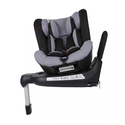 Mountain Buggy Safe Rotate Car Seat - Silver