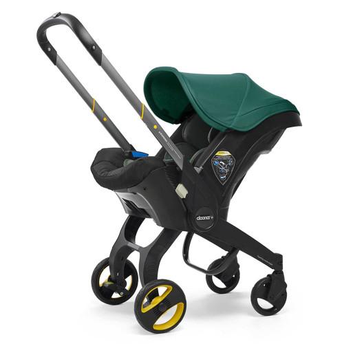 Doona+ Infant Car Seat - Racing Green