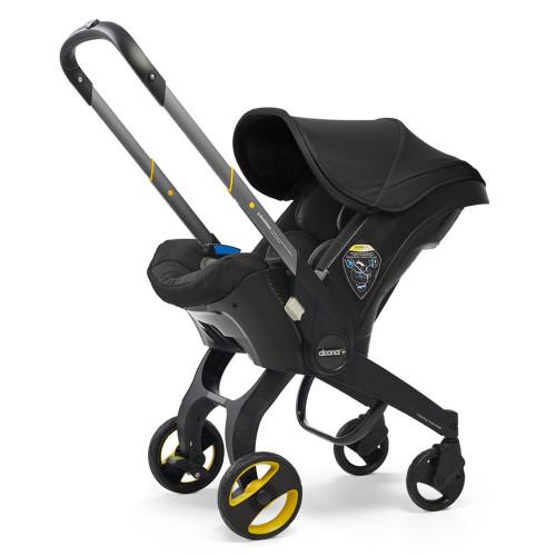 Doona+ Infant Car Seat - Nitro Black