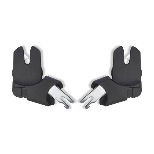 Silver Cross Reflex Simplicity Adaptors - Black