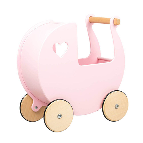 Moover Toys Dolls Pram - Pink