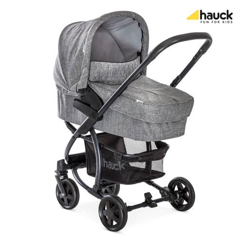 Hauck Malibu 4 Trioset - Melange/Grey