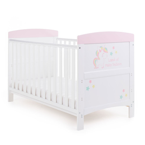 Obaby Grace Inspire 3 Piece Room Set - Unicorn