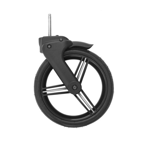 Venicci Front Solid Wheel with axle - Black