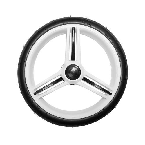 Venicci Back Solid Wheel - White