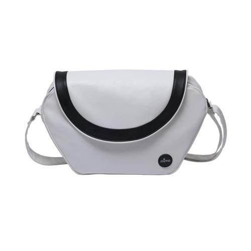 Mima Xari Trendy Change Bag - Snow White