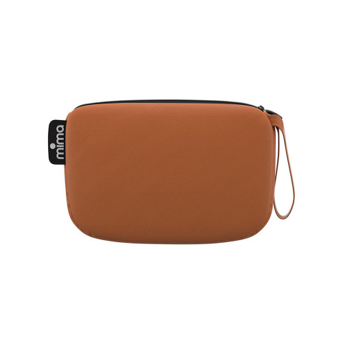 Mima Tote Bag - Camel - clutch bag