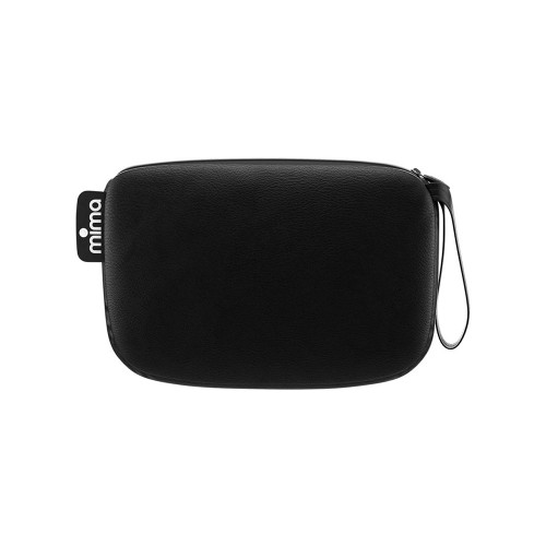 Mima Tote Bag - Black - clutch bag