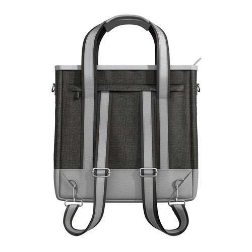 Mima Zigi Change Bag - Charcoal