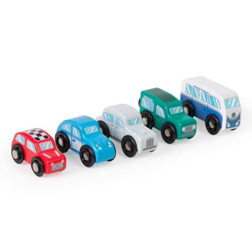 Tidlo Retro Vehicle Set