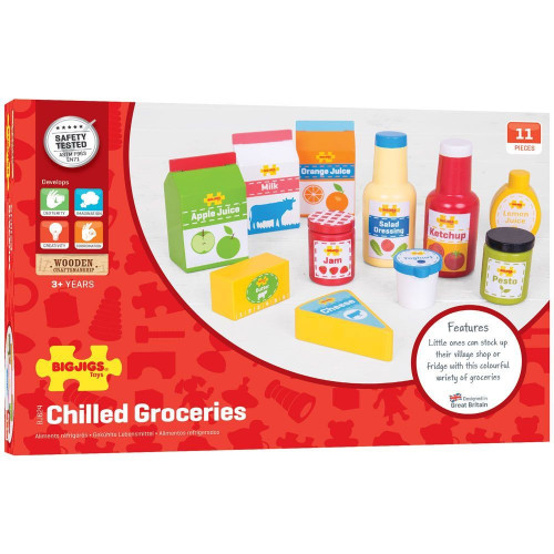 Bigjigs Chilled Groceries