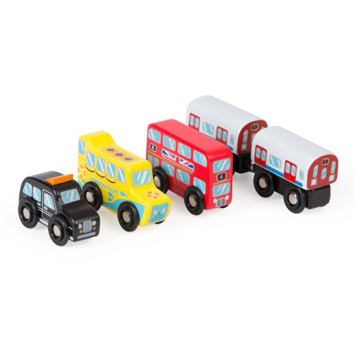 Tidlo London Vehicle Set