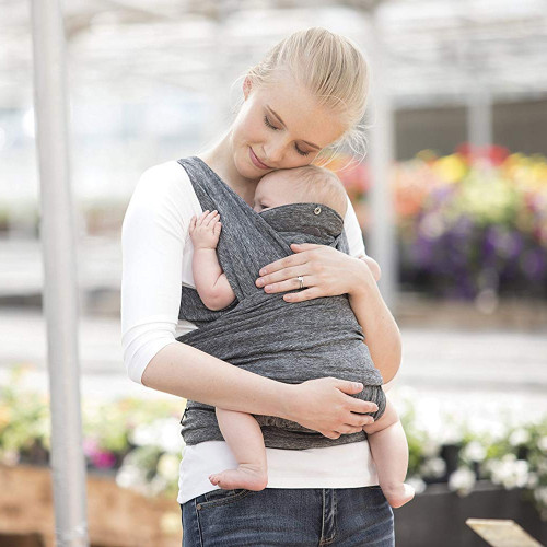 Chicco Comfyfit Baby Carrier - Grey (Ex-Display)