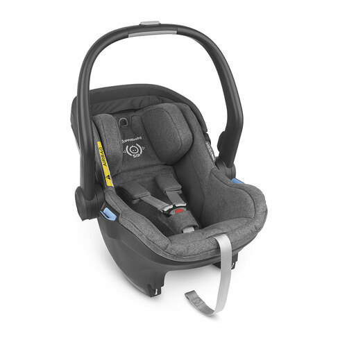 Uppababy Mesa i-Size Infant Car Seat - Jordan (Grey Melange)