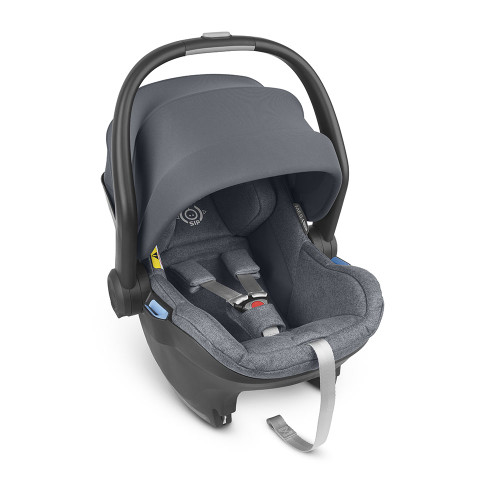 Uppababy Mesa i-Size Infant Car Seat - Gregory (Blue Melange)