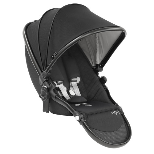 egg® Tandem Seat Special Edition - Just Black