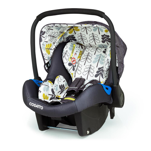 Cosatto Port 0+ Car Seat - Fika Forest