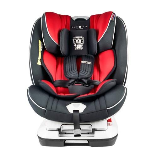 Cozy N Safe Arthur 0+/1/2/3 Car Seat - Red