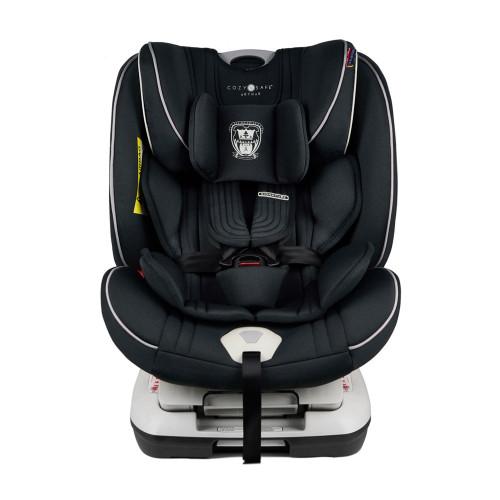 Cozy N Safe Arthur 0+/1/2/3 Car Seat - Onyx
