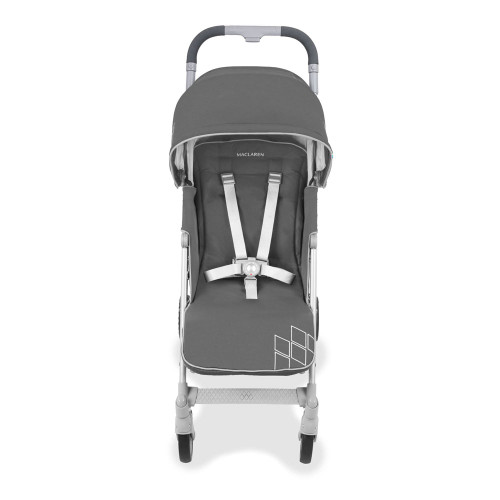 Maclaren Techno Arc - Charcoal/Silver - front