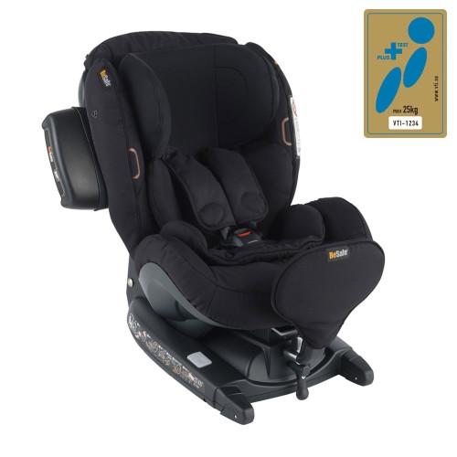 Besafe iZi Kid X3 i-Size Car Seat - Fresh Black Cab