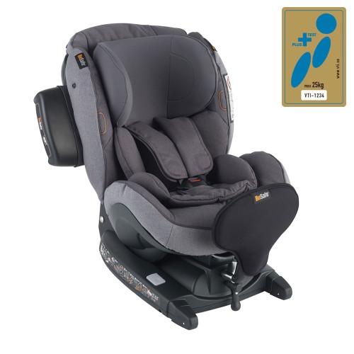 Besafe iZi Kid X3 i-Size Car Seat - Metallic Melange