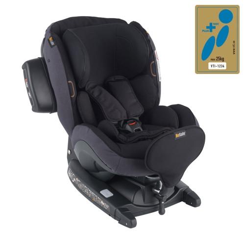 Besafe iZi Kid X3 i-Size Car Seat - Midnight Black Melange