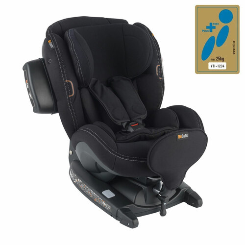 Besafe iZi Kid X3 i-Size Car Seat - Car Interior Black