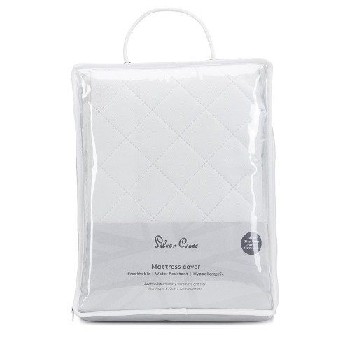 Silver Cross True Fit™ Mattress Cover