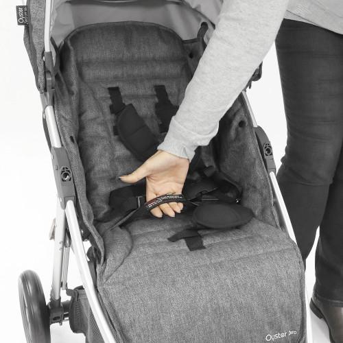 Babystyle Oyster Zero Stroller - Mercury