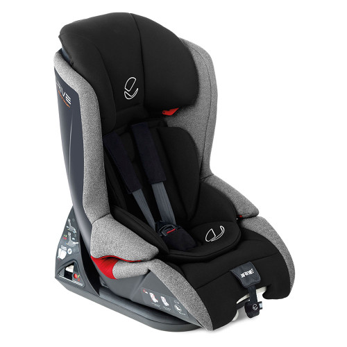 Jane Drive i-Size Car Seat - Jet Black