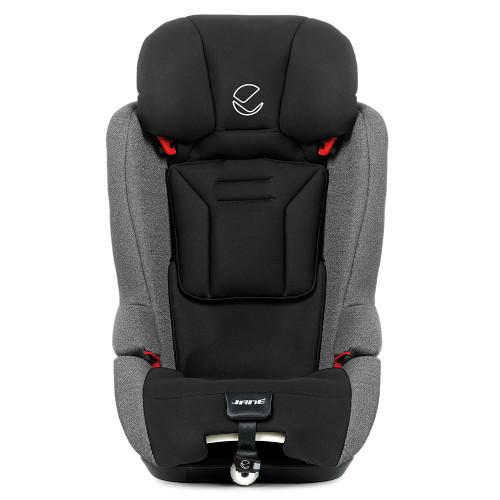 Jane Drive i-Size Car Seat - Jet Black (front)