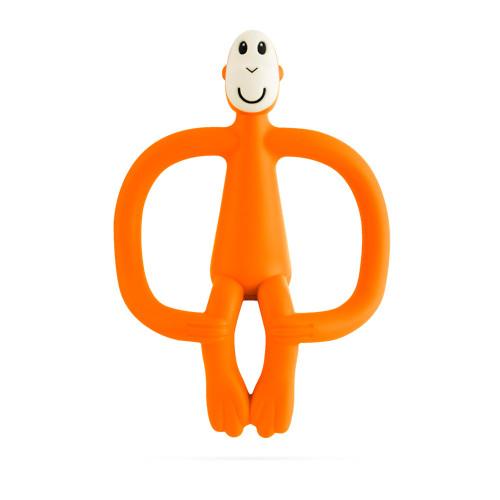 Matchstick Monkey Teething Toy - Orange