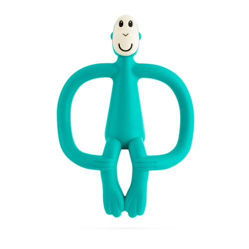 Matchstick Monkey Teething Toy - Green