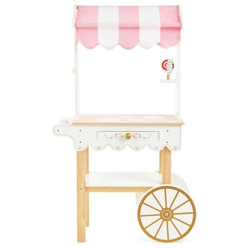 Le Toy Van Tea & Treats Trolley - right side