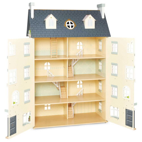 Le Toy Van Palace House - open